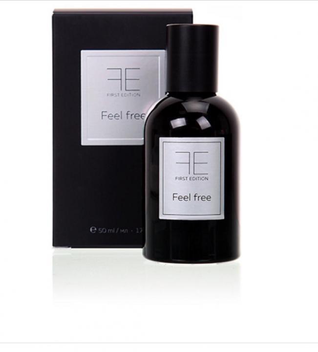 First Edition Feel Free Парфюмерная вода для мужчин