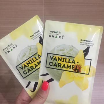 Energy Diet Smart «Ваниль-карамель»