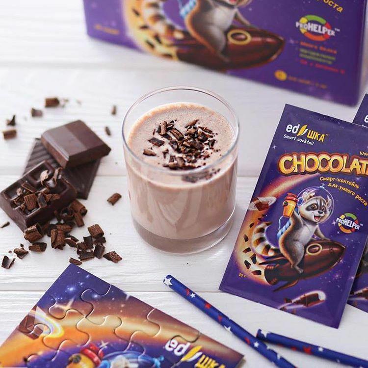 EDшка™ «Шоколад» Смарт-коктейль
