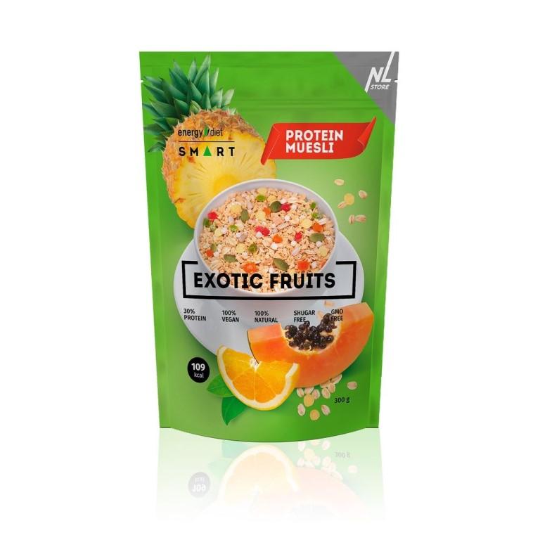 Мюсли Energy Diet Smart Exotic Fruits