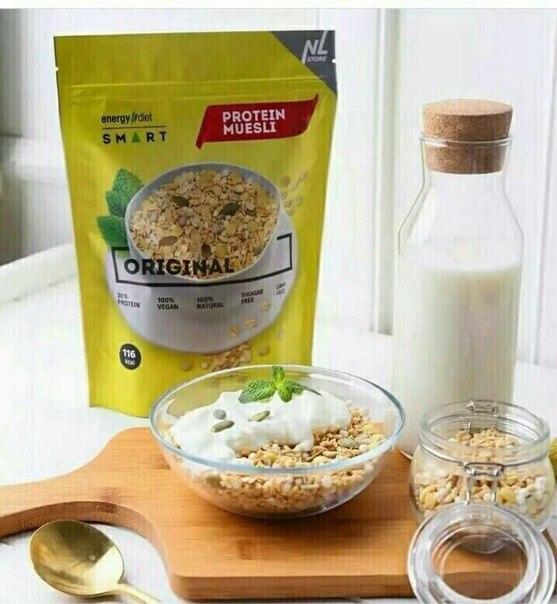 Мюсли Energy Diet Smart Original