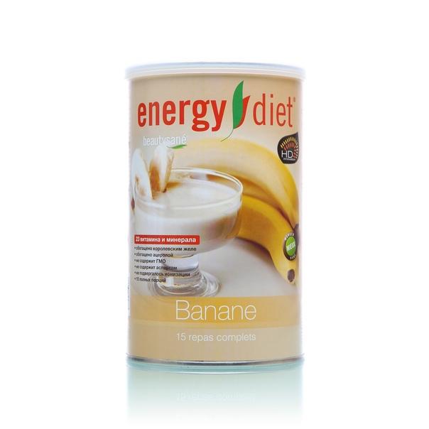 Коктейль «Банан» Energy Diet