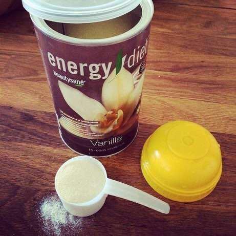 Коктейль «Ваниль» Energy Diet
