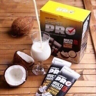 Мультипротеин  Energy Pro – Кокосовый крем