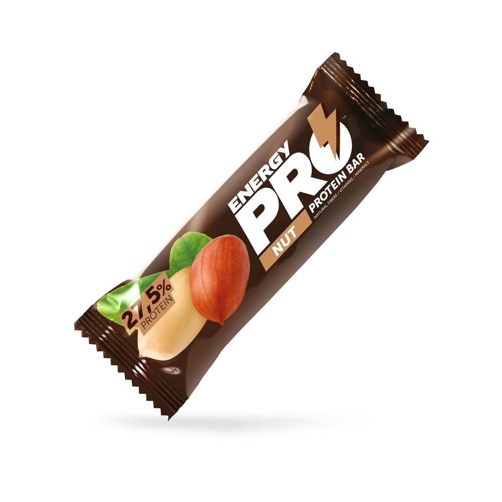 Energy PRO «Nut» протеиновый батончик с орехом