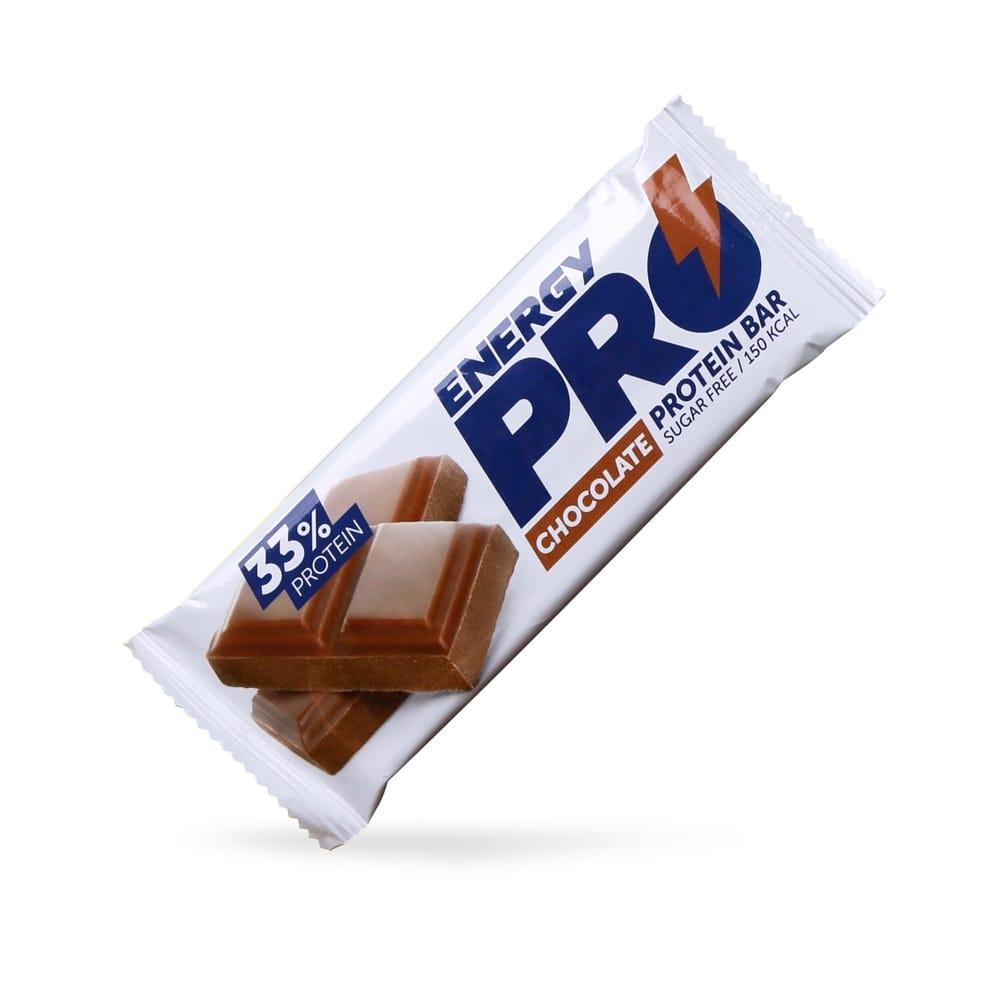 Energy PRO «Шоколад» протеиновый батончик с шоколадом