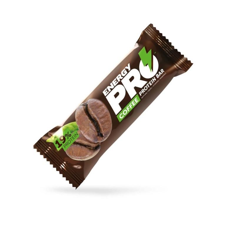 Energy PRO «Coffee» протеиновый батончик с кофе