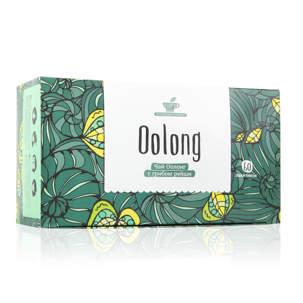 Every Oolong Чай оолонг с грибом рейши